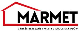 Producent garaży blaszanych / Marmet / garaże blaszaki garaż blaszany
