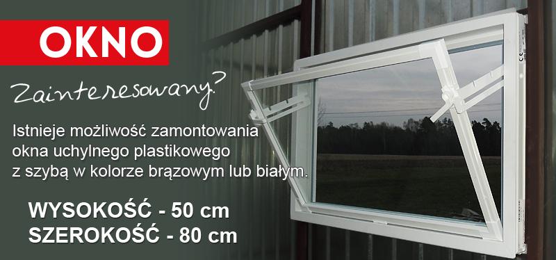 Dodatkowy otwór okienny