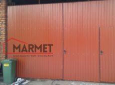 Typy bram garażowych