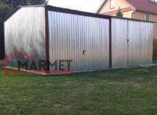 Garaż blaszany – dostawa i montaż w całej Polsce